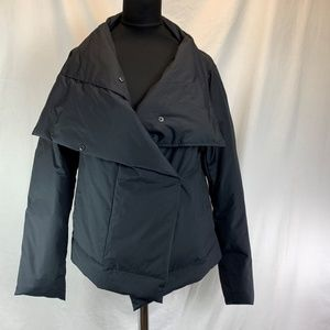 🧥 Lucy Black Down Winter Jacket 🧥 Small